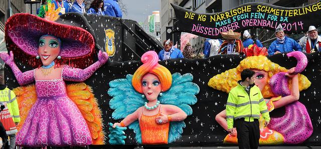 Dusseldorf Carnival
