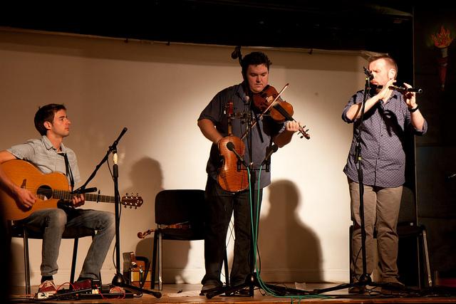 Fleadh Ceoil Irish Music Festival