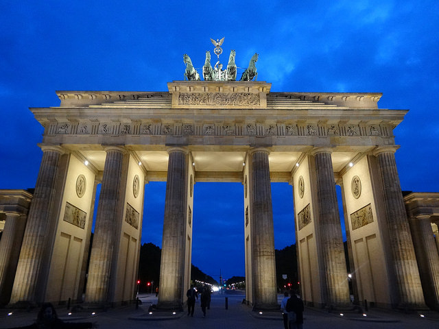 Brandenburg Gate - Berlin