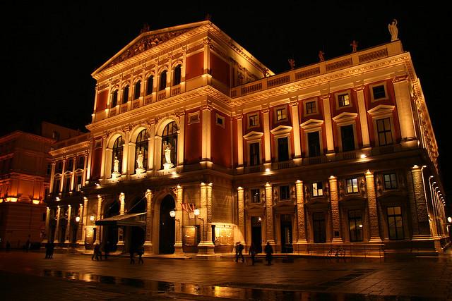 Vienna Festival - Musikverein