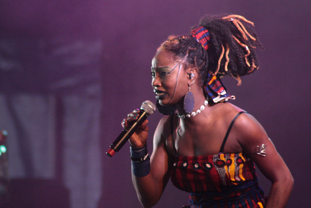 WOMAD - World of Music Arts and Dance