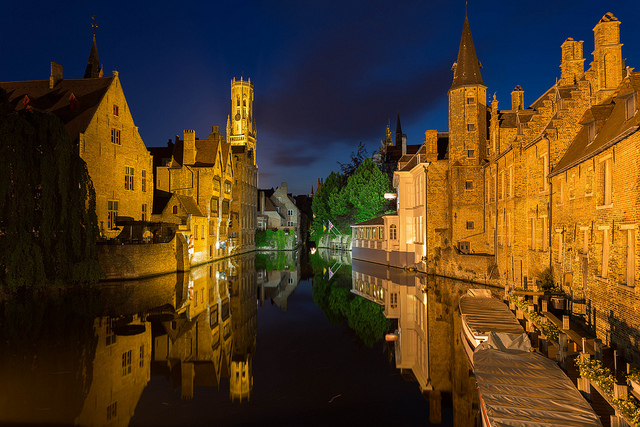 Belgian City of Bruges
